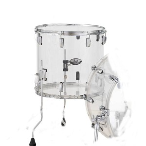 "Pearl 14""x13"" Crystal Beat Floor Tom"